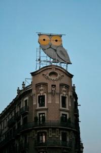 Simbología ocultista en Barcelona